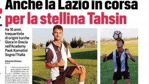 Alpaslan Tahsin için İtalyan devi Lazio devrede