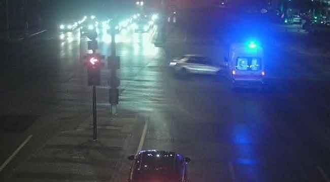 Altı kişinin yaralandığı ambulans kazası - Bursa Haberleri