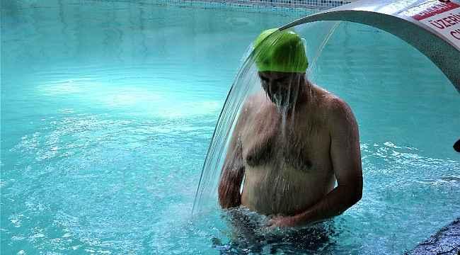 Anadolu'nun en eski termal suyu şifa dağıtmaya başladı