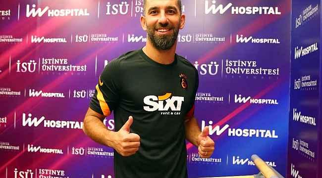 """Arda Turan: """"Ben Galatasaraylıyım ve Galatasaray'ı seviyorum"""""""