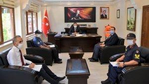 Aydın Valisi Aksoy'dan Yenipazar ziyareti