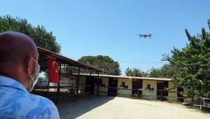 Aydın'da ilk kez drone eğitimi verildi