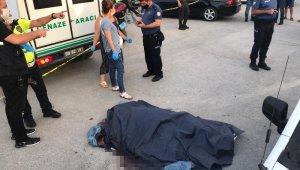 Aydın'da yolun karşısına geçmeye çalışan yaşlı adama otomobil çarptı