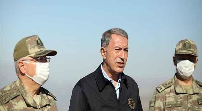 Pençe-Kaplan ve Pençe Kartal operasyonlarında 83 terörist etkisiz hale getirildi