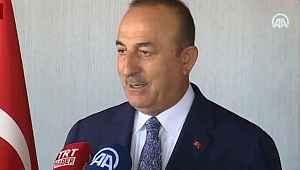 Bakan Çavuşoğlu'ndan Libya'da önemli açıklamalar