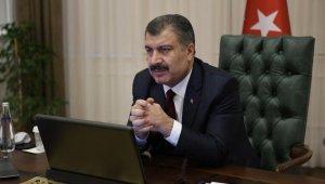 Bakan Koca'dan 81 ilin sağlık müdürüne talimat