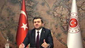"""Bakan Yardımcısı Kıran: """"Ayasofya'nın cami olarak açılması, İslam dünyasına öz güven mesajıdır"""""""