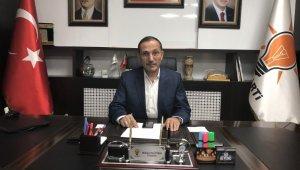 Başkan Dağtekin'den, AK Parti'nin 19. Kuruluş yıldönümü mesajı