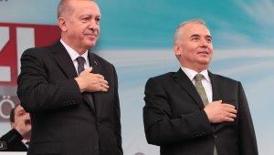 Başkan Osman Zolan, AK Parti'bin 19. yaşını kutladı