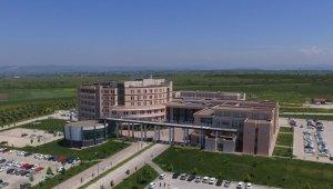 BAUN Tıp Fakültesi Hastanesinde koronavirüs testi sayısı 45 bini aştı