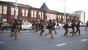 Belarus'taki protestolar 2. gününde
