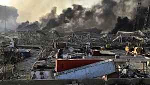 Beyrut'taki patlama nasıl gerçekleşti? Komplo teorileri havada uçuşuyor