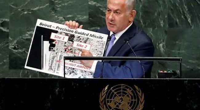 Beyrut'taki saldırıyı DEAŞ üstlense de Netanyahu'nun bu fotoğrafı her şeyi anlatıyor