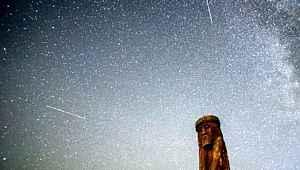 Bu gece Perseid meteor yağmuru Türkiye'den de izlenebilecek