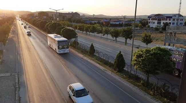 Bursa'da bayramda trafik tedbirleri meyvesini verdi, ölümlü kaza yaşanmadı - Bursa Haberleri