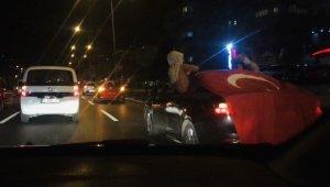 Bursa'da 'ölümüne' asker uğurlaması - Bursa Haberleri