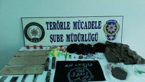 Bursa'da eylem hazırlığında terörist yakalandı - Bursa Haberleri
