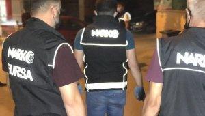 Bursa'da uyuşturucu satıcılarına nefes kesen operasyon - Bursa Haberleri