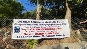 Büyükşehir Belediyesi arasındaki uyum ve işbirliğinden Kuşadası kazanıyor