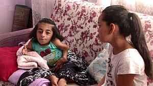 Cam kemik hastası Nazar, tedavi için yardım bekliyor