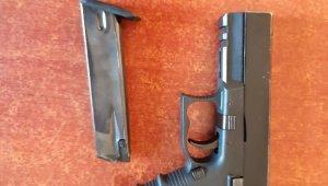 Çanakkale'de silah kaçakçılığı: 2 gözaltı