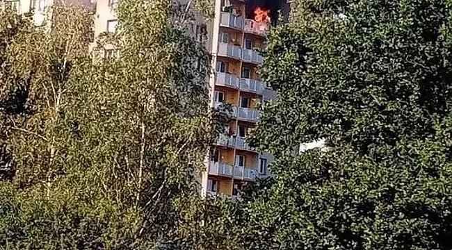 Çekya'da apartman yangını: 11 ölü