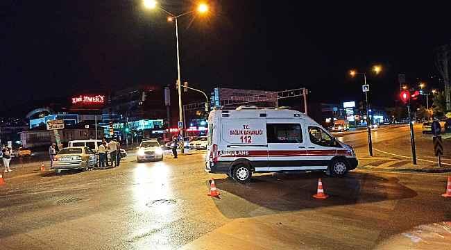 Covid-19 şüphelisi bebek ve annesini taşıyan ambulans kaza yaptı - Bursa Haberleri