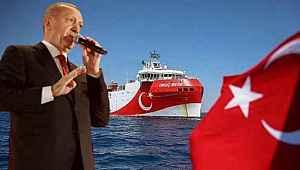 Cumhurbaşkanı Erdoğan'dan Doğu Akdeniz çağrısı: