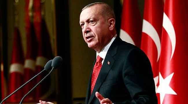 Cumhurbaşkanı Erdoğan, Davutoğlu'na sert çıktı:
