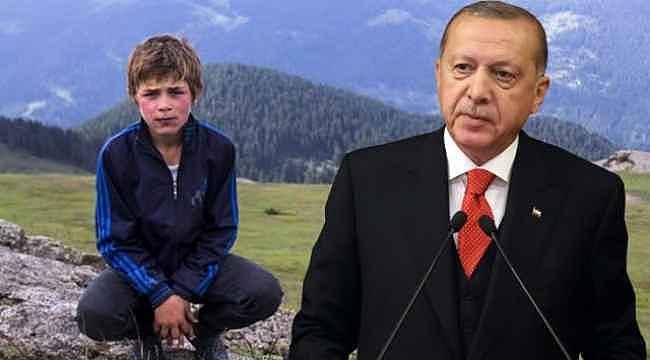 Cumhurbaşkanı Erdoğan, Eren Bülbül için şiir okudu