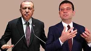 Cumhurbaşkanı Erdoğan, İmamoğlu'nu eleştirdi,