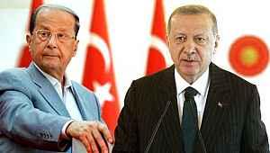 Cumhurbaşkanı Erdoğan, Lübnan'a taziye mesajı gönderdi