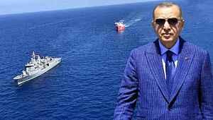 Cumhurbaşkanı Erdoğan, Putin'le Doğu Akdeniz'i görüştü