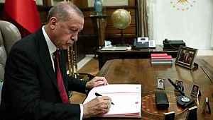 Cumhurbaşkanı kararıyla MASAK Başkanı görevden alındı