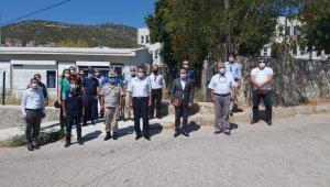 Datça'da orman yangınları ile ilgili bilgilendirme toplantısı düzenlendi