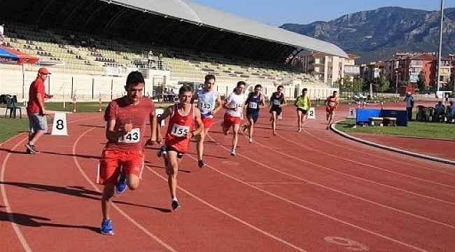 Denizli U18 Atletizm Finallerine ev sahipliği yapacak