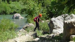 Diyarbakır'da kaybolan Miraç'ı arama çalışmaları 6'ncı gününde