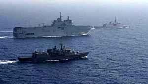 Doğu Akdeniz'deki Yunanistan-Fransa ortak tatbikatına ABD'den tepki