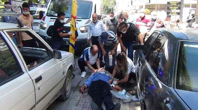 Ehliyetsiz sürücü dehşet saçtı - Bursa Haberleri