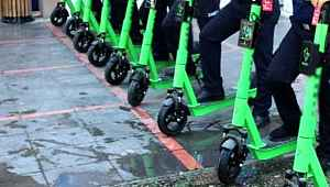 Elektrikli scooter'larda plaka dönemi başlıyor... İBB harekete geçti