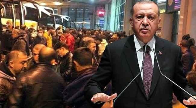 Erdoğan'ı rahatsız eden görüntüler sonrası İstanbul'da toplu asker uğurlama törenleri yasaklandı