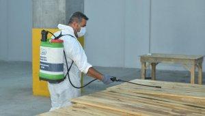 Esenyurt Belediyesi haşereyle mücadele çalışmalarını artırdı