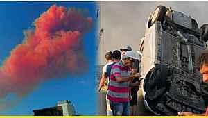 Eski CIA uzmanından Beyrut'taki patlamayla ilgili flaş açıklama