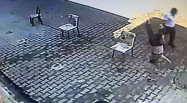 Feci olay: 5 yaşındaki çocuk 4'üncü kattan düştü