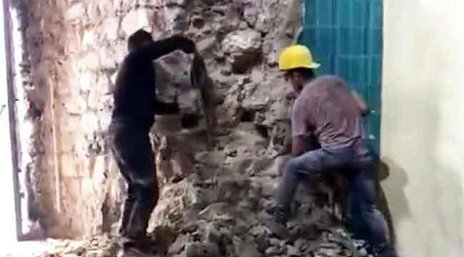 Galata Kulesi'nde restorasyon rezaleti... İlk açıklama geldi