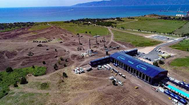 """Gemlik Belediye Başkanı Sertaslan: """"Yerli otomobil tesisi çevre dostu bir yatırım olacak"""""""