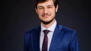 Gümüşova OSB'ye genç ve birikimli müdür atandı