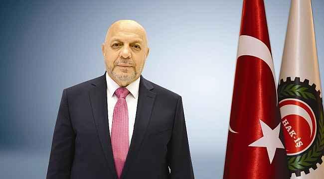 HAK-İŞ Genel Başkanı Arslan'dan BM'ye SWTUF mektubu