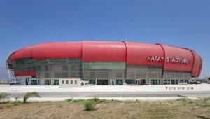 """Hatay Valisi Rahmi Doğan: """"Hatayspor'un maçlarını yeni stadında oynaması için çalışıyoruz"""""""