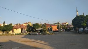 Hisarcık'ın Karbasan köyü karantinaya alındı